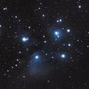 Pleiades,                                Matt Proulx