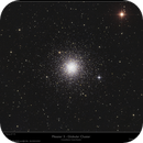 "M3 - Second Light 8"" f4 Lacerta Newton ohne Namen,                                Frank Schmitz"