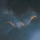 NGC 7000 & The Cygnus Wall,                                Bader Al Ameera