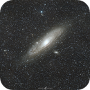 Andromeda M31,                                Alexis Musso