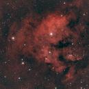 NGC 7822,                                Matthew Enrietta