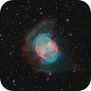 Messier 27 The Dumbell Nebula,                                Barry Wilson