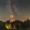 Milky Way July,                                Łukasz Żak