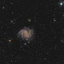 NGC6946,                                Bert Scheuneman
