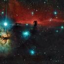 IC 434 - Horsehead Nebula,                                Frank Breslawski