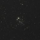 NGC 457  owl cluster,                                Detlef Möller