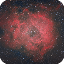 Rosette Nebula in HaRGB,                                Stephen Kirk