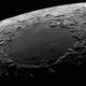 Mare Crisium. Permission to land.,                                pieroc