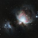Orion Nebula M42,                                Grabakr