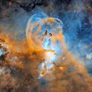 NGC 3576 Statue of Liberty,                                Pleiades Astropho...