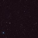 Widefield M57 Ring Nebula and Sulafat (Gamma Lyrae),                                Greg