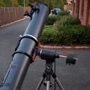 "My 8.75"" f/7.5 Fullerscope and EQ6,                                CraigT82"