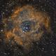 Rosette nebula experiments : ASI224MC + Samyang 135mm,                                Ben