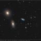 Groupe M 105 / NGC 3384 / NGC 3389 - Leo,                                Jeffbax Velocicaptor
