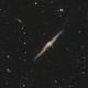 NGC 4565,                                Norman Hey