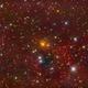 VdB 136 Yellow Reflection Nebula,                                Jerry Macon