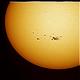Manchas solares,                                C.A.L. - Astroburgos