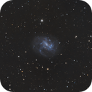 NGC4395 a low surface brightness galaxy with my 100mm APO,                                Sven Hoffmann