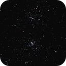 NGC 869 - NGC 884 H and Chi Persei Cluster 20201118 1050s 01.5.2,                                Allan Alaoui