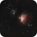 First M42 in the coming winter,                                Frank Lothar Unger