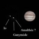 Jupiter and Saturne closing the gap - 2020-12-18,                                Jérémie