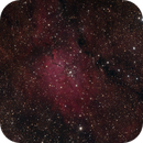 NGC 6820 / NGC 6823,                                Horst Twele