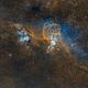 NGC 3576,                                Alan Karty
