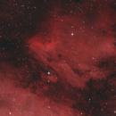 IC5070 Pelican Nebula,                                Jeff Kraehnke