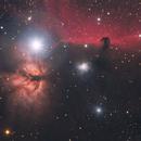 IC 434 - Horsehead Nebula,                                Joe Fox