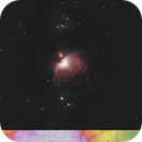 Learning Curve: M42 above Bortle Class 9 Sky,                                Min Xie