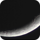 New Moon 9,8%, close up,                                Frank Lothar Unger