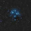 Pleiades,                                Mike Lethbridge