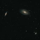 M81 and M82,                                Justin Hendrickson