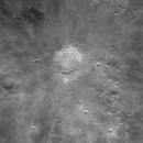 Cratere Copernicus 7 novembre 2020,                                Giuseppe Nicosia