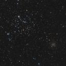 M35 and NGC 2158,                                mikefulb