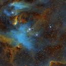 IC 2944  Running Chicken Nebula,                                Anne-Maree McComb