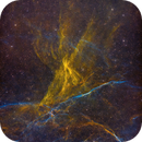Sh2-96 • Giant Super Nova Remnant in SHO,                                Douglas J Struble