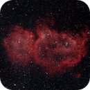 Soul Nebula IC 1848,                                Richard Vanderbeek