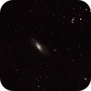 Messier 106 and Neighborhood,                                Arun H.