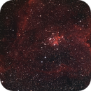 In the Heart of IC1805,                                Yannick D.