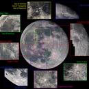 Moon with Closeups,                                samlucid
