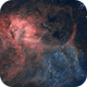 The Lion Nebula (Sh2-132),                                Ivaylo Stoynov