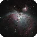 Orion Nebula,                                Miguel Garcia