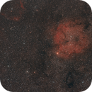 IC1396 au 135mm Samyang,                                Jean-Pierre Bertrand