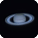 Saturn - Bad seeing last night,                                Kevin Smith
