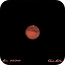 Mars during Opposition, October 2020,                                millerch75