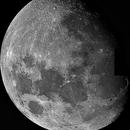 Moon - Mosaic 1st attempt ,                                bbonic