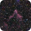 IC 63 - Ghost of Cassiopeia,                                Colin Wilson