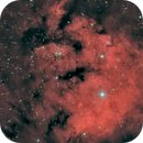 NGC 7822 HA-RGB,                                Brice