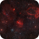 M52_the Bubble and the Claw nebula,                                J_Pelaez_aab